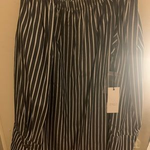Two of the shoulder shirts one brand new with tags